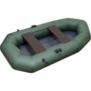 Лодка ПВХ Вуд 2Д (240 см) надувная гребная