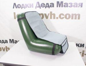 Фото надувного кресла с накидкой