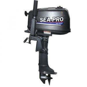 Фото мотора Сеа Про (Sea Pro) Т 5S (5 л.с., 2 такта)